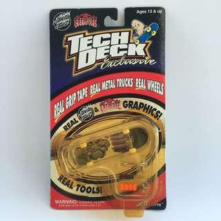 Tech Deck Fingerboard Santa Cauz 手指滑板