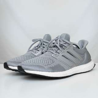adidas Ultra Boost 1.0 Silver Metallic - US 12 Mens