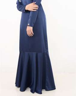 INSTOCK Bella Ammara dress jubah (M size)