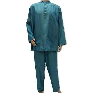 Baju melayu tradisional  S to L