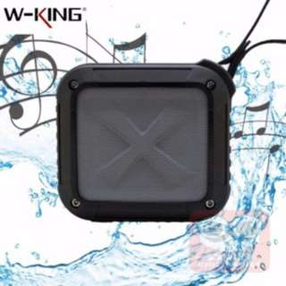 S7 W-KING Anti - ShockNSplash Wireless Bluetooth 4.0 Speaker