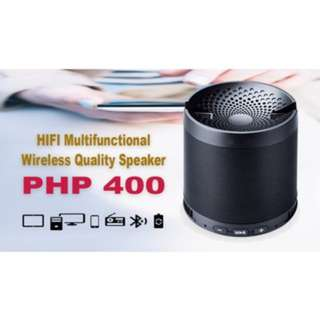 WIRELESS HIFI MINI SUB WOOFER MULTI-FUNCTION SPEAKER