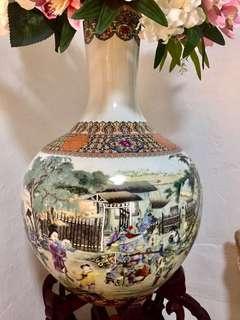 Large Gorgeous Vase
