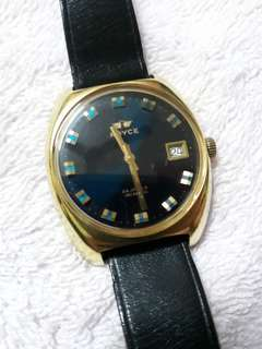 Vintage royce automatic watch
