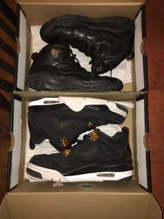 Jordan 10s & 4s