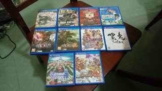 Psv Games
