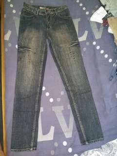 #mausupreme jeans kuangshen