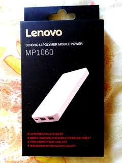 Lenovo MP1060 鋰電池流動充電器 10000 mAH