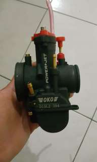 Carburetor pwk oko 28 mm powerjet