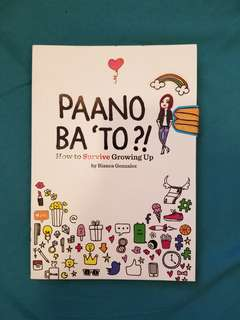 PAANO BA TO BY BIANCA GONZALES