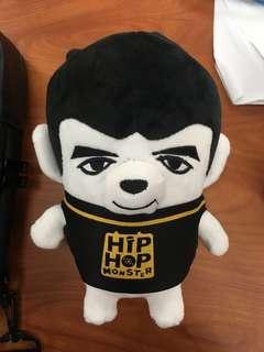 BTS V Hiphop Monster Doll (Unofficial)