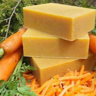 Carrot Health Soap