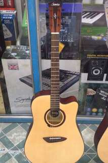 Imported Severo Acoustic Guitar w/ Fishman Sonitone Installed