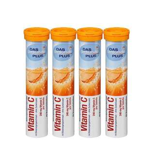 DAS Gesunde PLUS, 20 Tablet Vitamin C