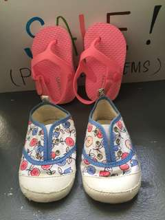 Bundle-B Baby shoes