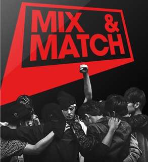 Mix and Match DVD(Ikon)