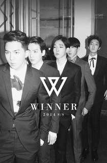 Winner 2014 Album (empty)