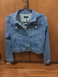 Zalora Denim Jacket