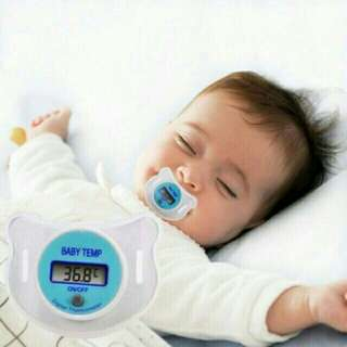 Baby Oral Digital Thermometer Pacifier