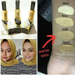 (Instock)Alha Alfa Royal Propolis Foundation