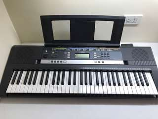 YAMAHA Portable 61-Keyboard PSR E243
