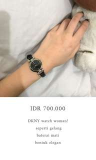 DKNY woman watch
