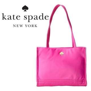Kate Spade Flatiron Nylon Loretta Tote