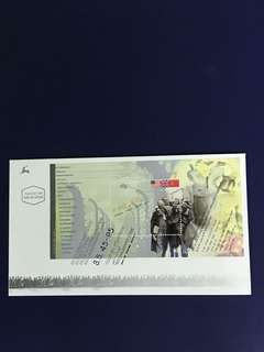 Israel Miniature Sheet FDC As In Pictures