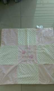 Baby blanket free 1 baby towel!