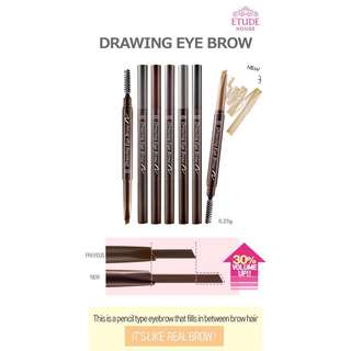 [Etude House] Drawing Eye Brow #PayDay30