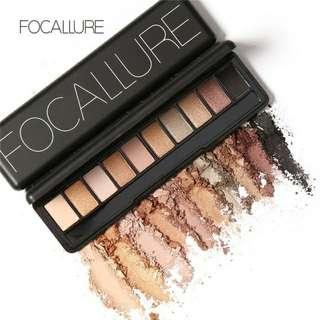 Focallure 10 Shades Eyeshadow Palette