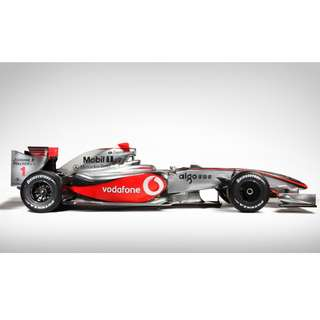 Mobil F1 Car Model (Limited Edition)