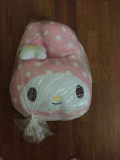 My melody convertible pillow and blanket