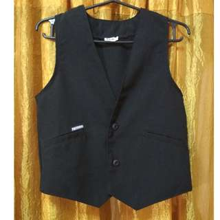 Palomino black vest for kids