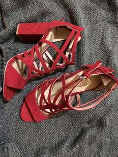 Payless - Jemma Red