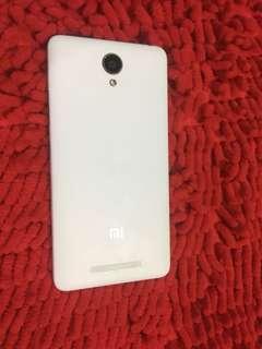 Xiaomi redmi note 2 like new