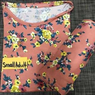 Terno pajama (Small)