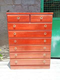 Oriental Chest Of Drawers