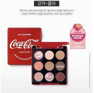 TheFaceShop Mono Pop Eyes (Coke Red)