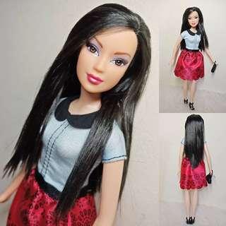 Barbie lea mattel