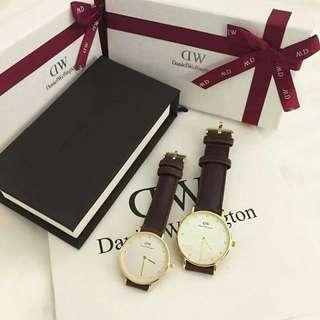 Daniel Wellington Couple Watch