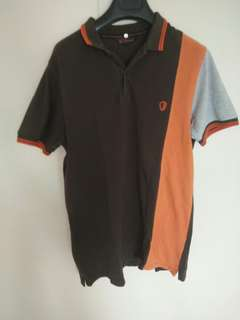 Original short-sleeved, Ben Sherman polo shirt