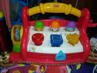 Fisher Price Educational toy.