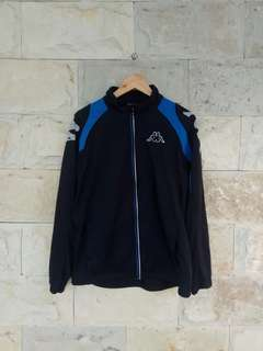 Jaket tracktop Kappa size (XL) fit to (L)