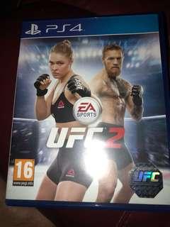 PS4 - UFC 2 (r2)