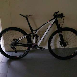 Niner Jet 9 RDO (Race Day Optimised) Sz S 1x10 Setup