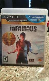 Infamous (2 discs)