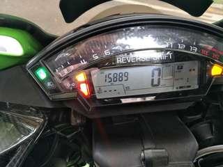 2016/17 Kawasaki ZX10R for C.O.I
