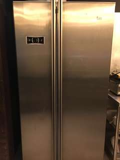 Teka 2door Fridge (European) (only available for 2 days)