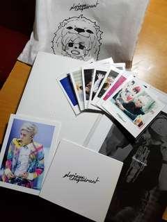 Jonghyun photobook